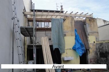 Surélévation - Extension Réalisation d'une extension ossature bois à Valence