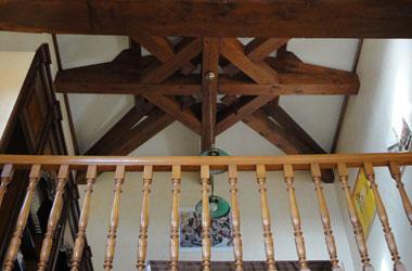 Charpente bois Maison d'habitation