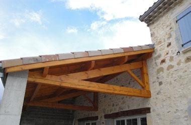 Rénovation - Réhabilitation Rénovation complète de charpente