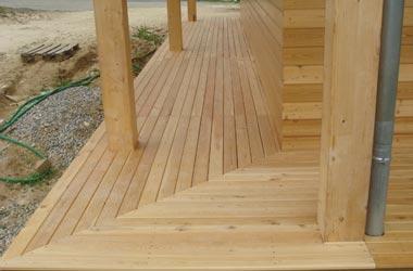 Ossature Bois Construction en ossature bois à ST JEAN ROYANS